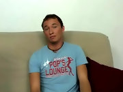 Alex came into the room and took a seat on the couch next to Cole his first gay porno