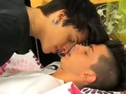 They end up getting really far with each other... further than ever before gay double penetration twinks