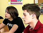 Watch these two hot teen studs turn into twinks in the flinch of an eye hot porn gay twinks links at Teach Twinks