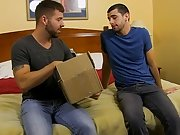 Ever the affable neighbor, Jake returns the package to Preston and is glad to offer up the real thing gay sex hardcore at My Husband Is Gay
