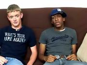Broke Straight Boys gay interracial group